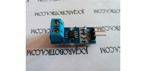 Acs712 20 Effect Current Sensor Arus 20a jual modul sensor arus acs712 20a