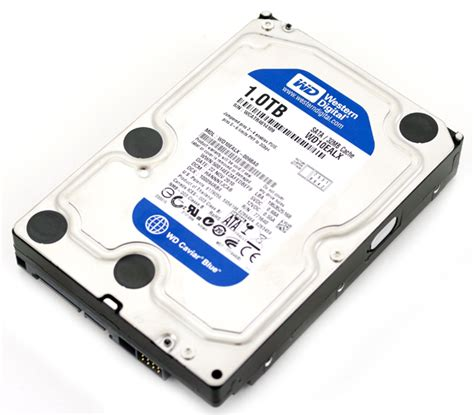 Harddisk Wd Blue 1tb western digital caviar blue 1tb review wd10ealx storagereview storage reviews