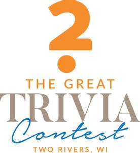 color trivia the great trivia contest two rivers
