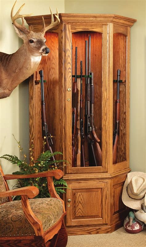 bench plan wooden rifle rack plans