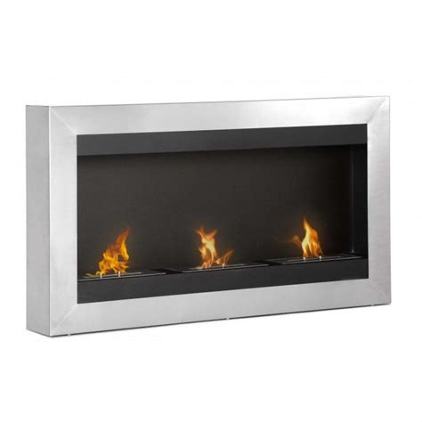 fireplace in bathroom wall magnum wall mounted ethanol fireplace newbathroomstyle