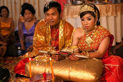 Wedding Songs During Ceremony by Cambodian Traditional Marriage Customs Wedding Ceremony