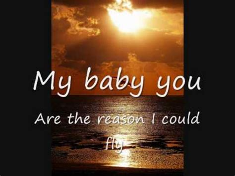 what does it will you be my marc anthony my baby you