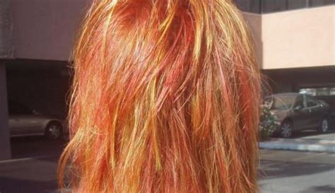 coloring your hair orange how to fix orange hair bun 5 easy ways on how to fix orange hair all beauty today