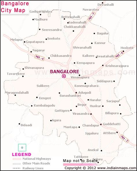 bangalore city map images 17 best images about cities in india on in