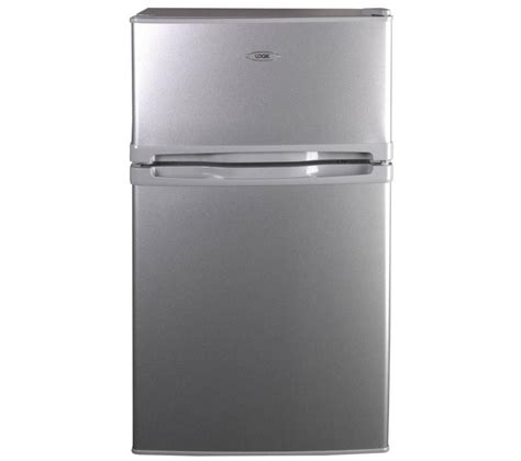 under fridge freezer buy logik luc50s12 undercounter fridge freezer silver