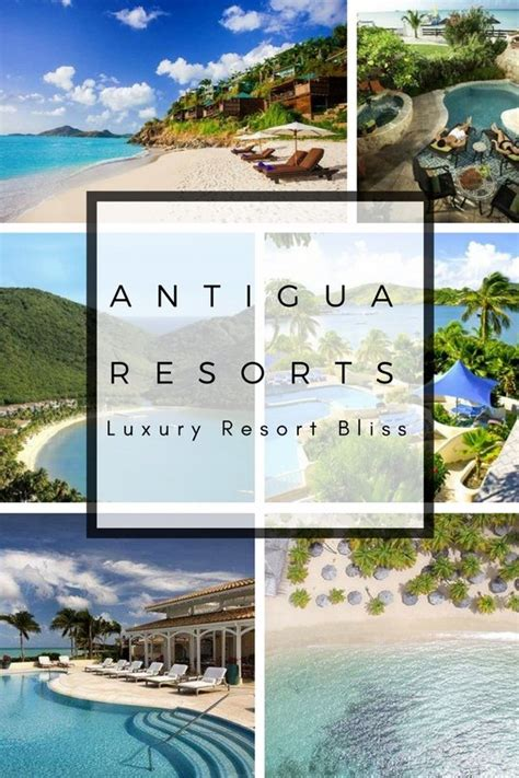best resorts antigua top antigua resorts