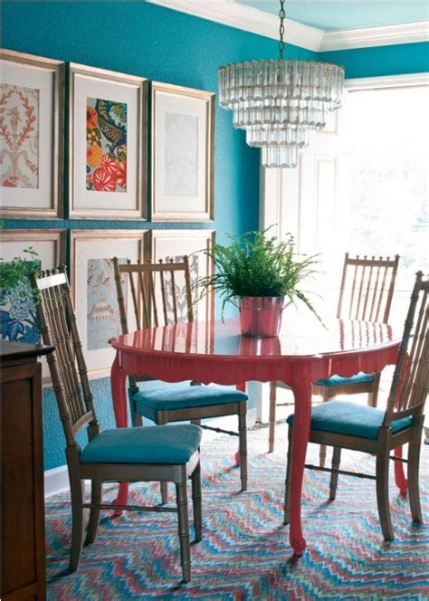 Colorful Dining Room by 28 Stunning Colorful Dining Room Design Ideas