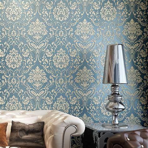 european damask diamond wallpaper 3d stereoscopic modern europe wallpaper 3d damask wall paper modern wall mural