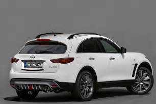 Infiniti Qx 70 Infiniti Qx70 Gets Sportier Looking Ultimate Version For