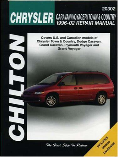 motor auto repair manual 2002 chrysler voyager electronic toll collection chrysler caravan voyager town country 1996 2002 repair manual haynes repair manuals at virtual