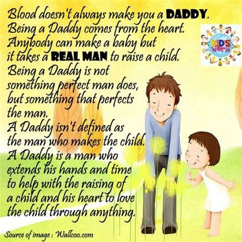 Step Parent Meme - blood doesn t always make you a daddy miscellaneous