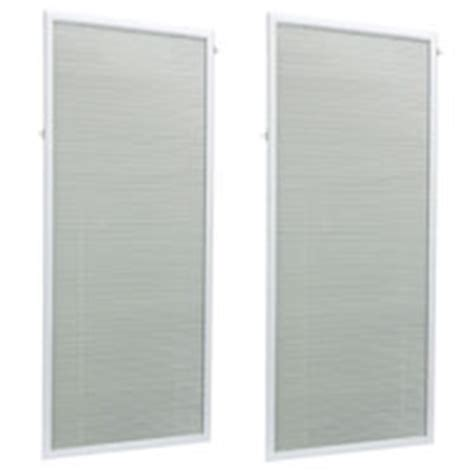 Add On Blinds For Raised Or Flush Frame Door Glass - odl add on blinds for doors with glass zabitat