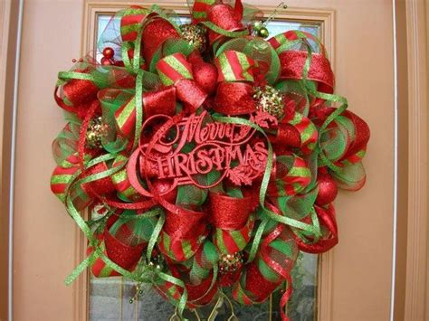 when to put deco wreath on christmas tree follow me on mimisimplecrafts17 page my simple crafts and edible treats