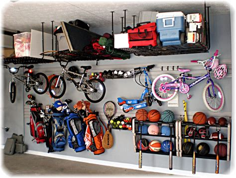 Garage Storage Tips Tips For An Organized Garage Amarr Garage Doors
