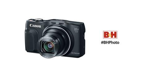 canon powershot sx700 hs digital canon powershot sx700 hs digital black 9338b001 b h