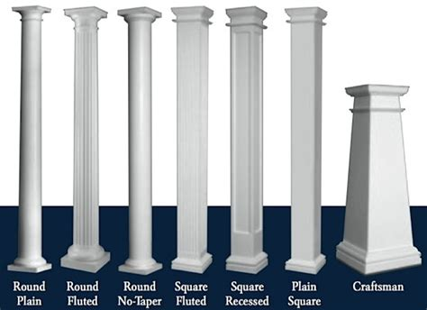 interior design pillars pillars in living spaces exterior design