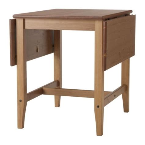drop leaf table ikea leksvik ideas for the flat