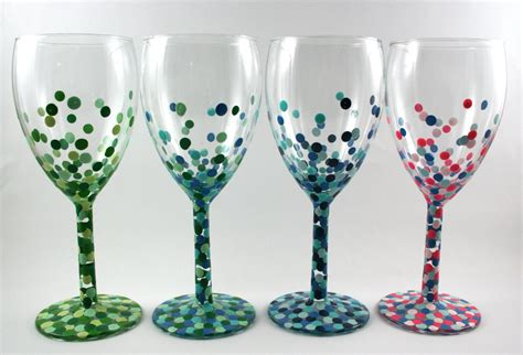 wine glass painting henry county public library wine glass painting