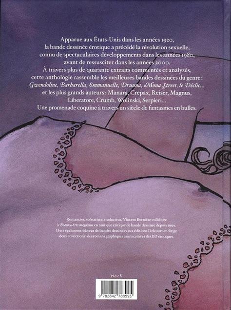anthologie de la bd erotique chaud de la bulle le point doc bande dessin 233 e 233 rotique anthologie de la bande