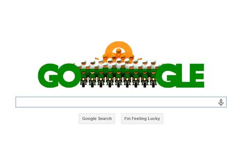 doodle for india 2014 celebrates india s 65th republic day with an
