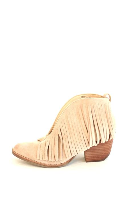 fringe booties coconuts by matisse fringe bootie from kansas by