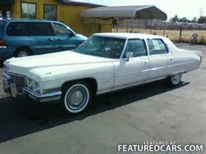 1971 Cadillac Fleetwood Brougham For Sale 1971 Cadillac Fleetwood Brougham Ceres Ca Used Cars
