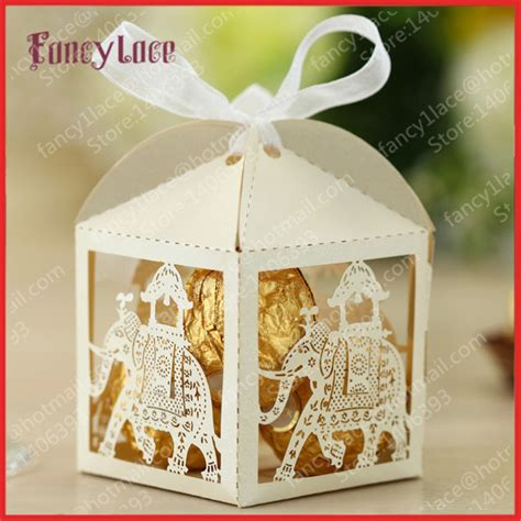 Wedding Gift India by Sale Laser Cutting Indian Style Wedding Gift Boxes