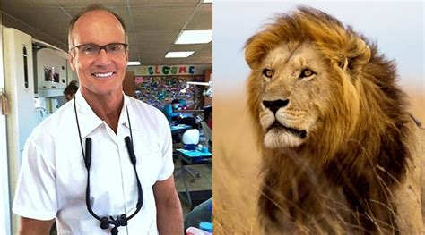 Singa Sombong Sakit Gigi selain membunuh dokter gigi ini tega penggal kepala dan kuliti singa cecil kabar berita
