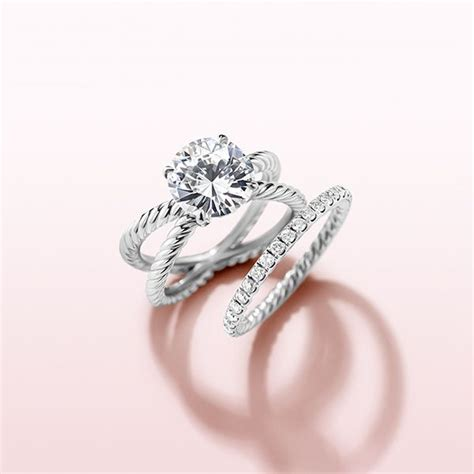 david yurman engagement rings price range engagement