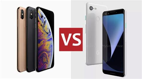 new iphone xs vs pixel 3 how will s new flagship square up t3