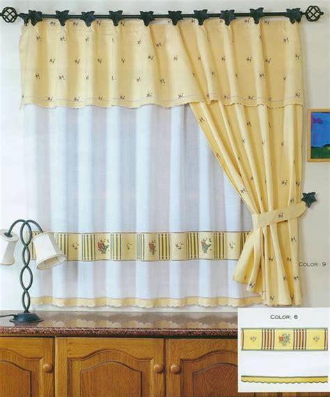 cortinas par cocina cortinas para cocina