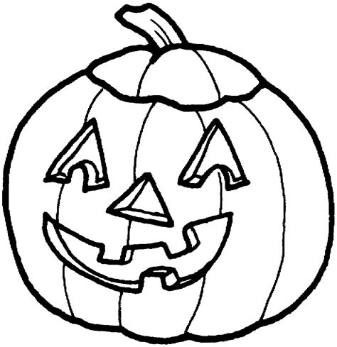 coloring pages of pumpkin pumpkin line drawing clipart best