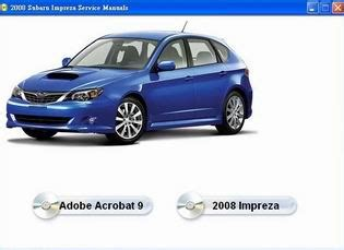 small engine maintenance and repair 2008 subaru impreza electronic toll collection subaru impreza work shop manual