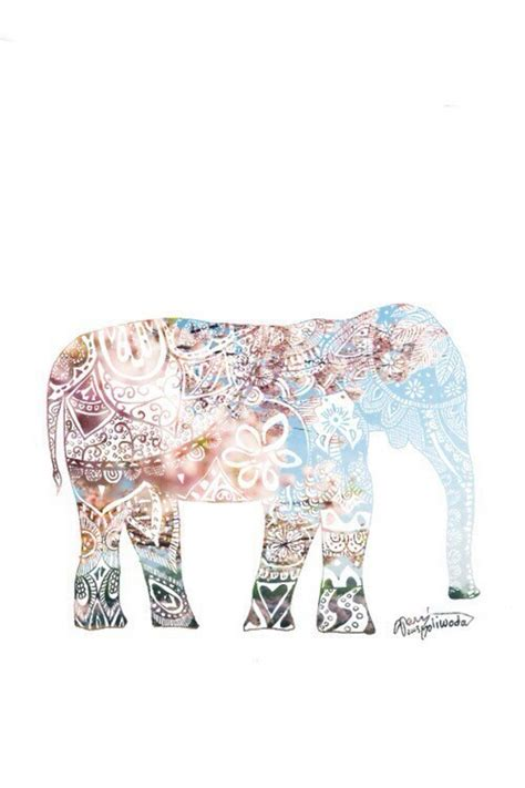 girly elephant wallpaper photography drawing art random tumblr fashion hippie