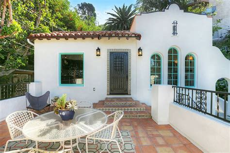 spanish revival bungalow open this weekend a spanish revival in the franklin hills