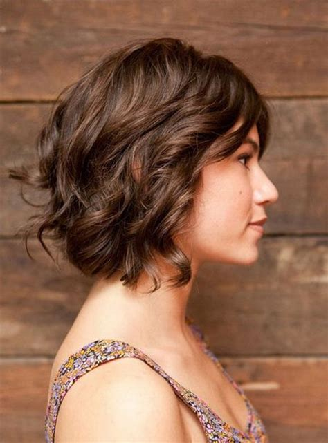 chin length haircuts tumblr 25 best ideas about fine curly hair on pinterest fine