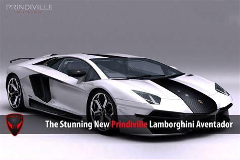 Designer Of Lamborghini Aventador Prindiville Design Lamborghini Aventador Lp700 4 Car Tuning