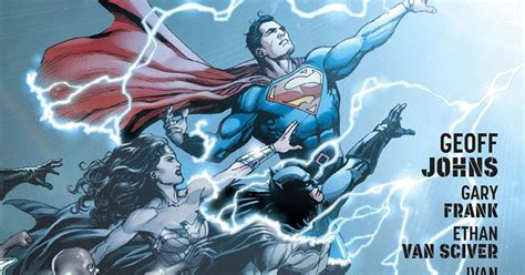 dc universe rebirth deluxe with great power review dc universe rebirth the deluxe edition