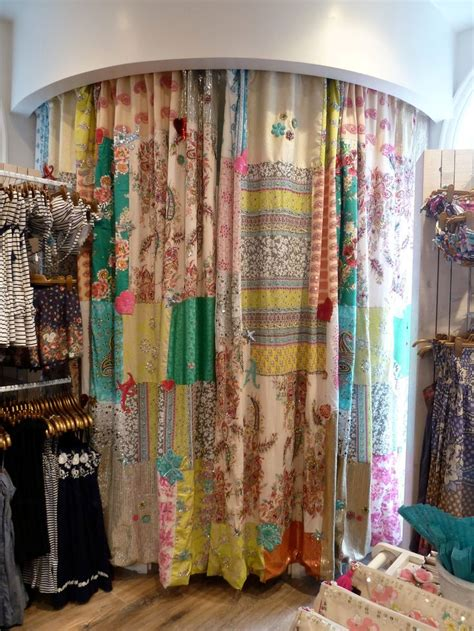 Patchwork Curtains - patchwork curtains my boho hippie