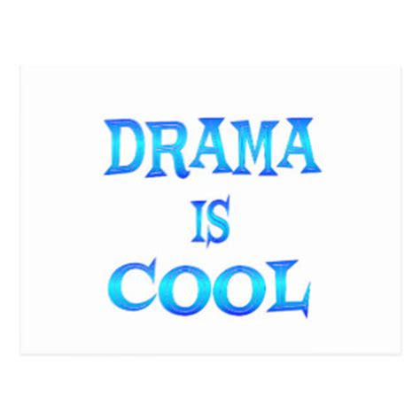 8 Ways To Cool The Drama Outbreaks by Drama Student Cards Invitations Zazzle Co Uk