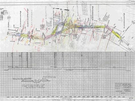 plan drawings plan profile drawings