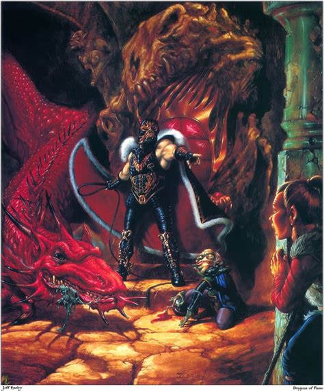 Wallpapers Gryphon Jeff Easley by Advanced Dungeons And Dragons Artworks Advanced