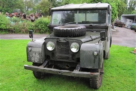 winston churchill s customised land rover is going on sale
