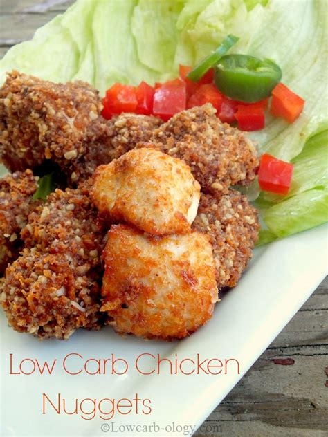 induction cooking recipes chicken low carb chicken nuggets recipe induction lowcarb ology