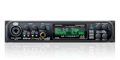 tutorial cuemix fx 人気 主要 オーディオ インターフェース audio interface お勧め 比較