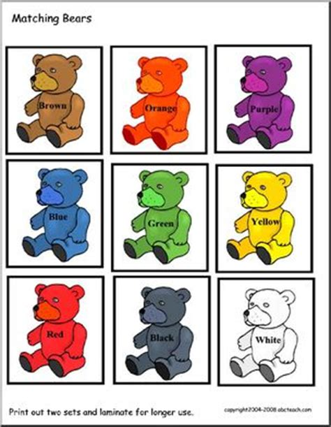 bears of color 47 best images about brown activities on