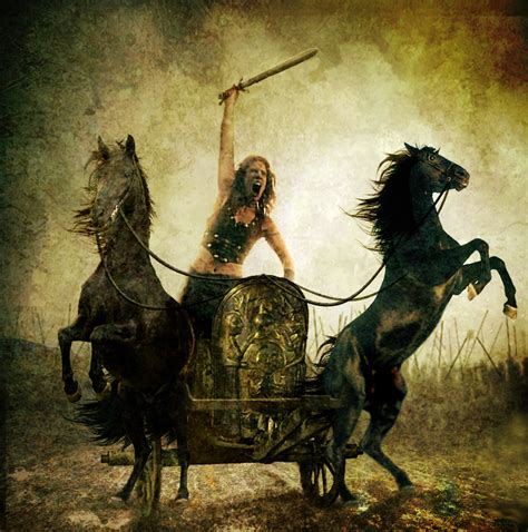 Boudicca Warrior the greenman boudica questions