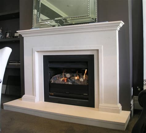 Fireplace Nz by Classical Surround With Trim To Edge Carved