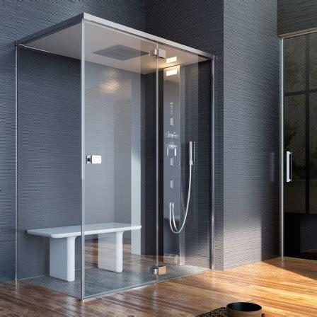 doccia multifunzione glass noor steam cabina doccia multifunzione bagnolandia